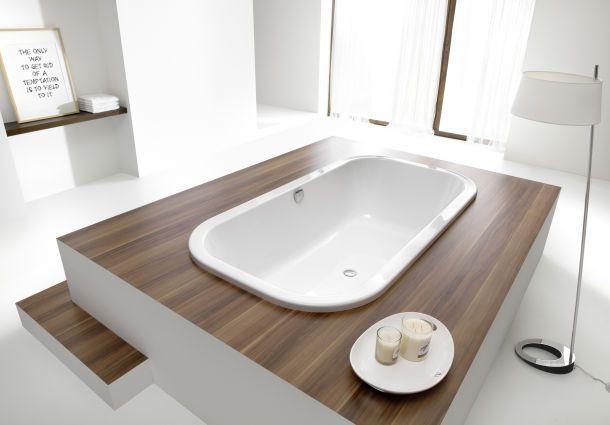 die badewanne designobjekt und entspannungsoase. Black Bedroom Furniture Sets. Home Design Ideas