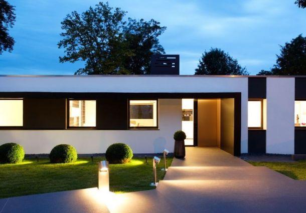 bungalow elegant und barrierefrei wohnen. Black Bedroom Furniture Sets. Home Design Ideas