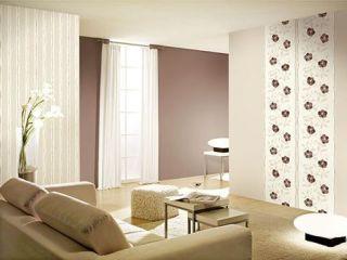 Wandgestaltung: Dezente Tapeten Im Landhausstil