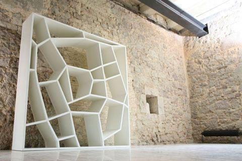 das besondere regal stadt im wohnzimmer. Black Bedroom Furniture Sets. Home Design Ideas