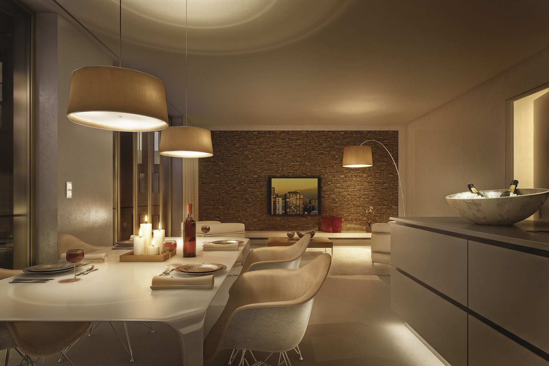 20 Tipps für die optimale Beleuchtung - bauemotion.de