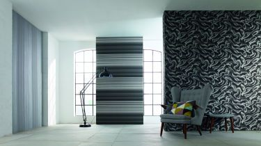 wandgestaltung mit tapeten vielfalt nutzen. Black Bedroom Furniture Sets. Home Design Ideas