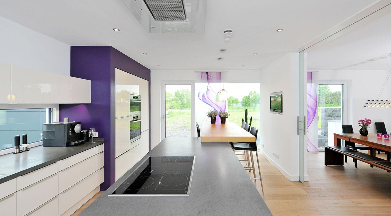 k che mit raffiniertem essplatz. Black Bedroom Furniture Sets. Home Design Ideas