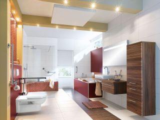 Helles Licht: Gute Sicht In Der Küche, Am Schreibtisch Und Im Badezimmer