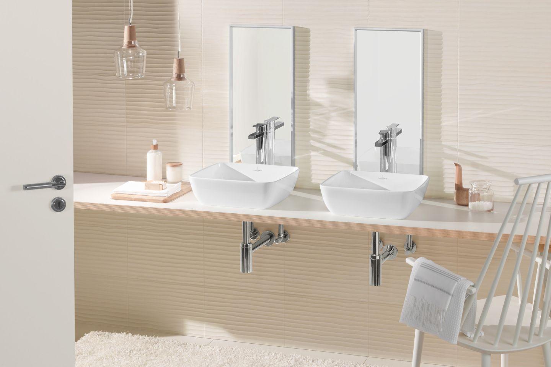 do it yourself waschtisch mit design waschbecken. Black Bedroom Furniture Sets. Home Design Ideas