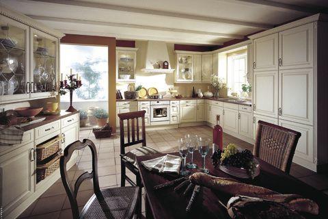 landhausk che castello 937. Black Bedroom Furniture Sets. Home Design Ideas