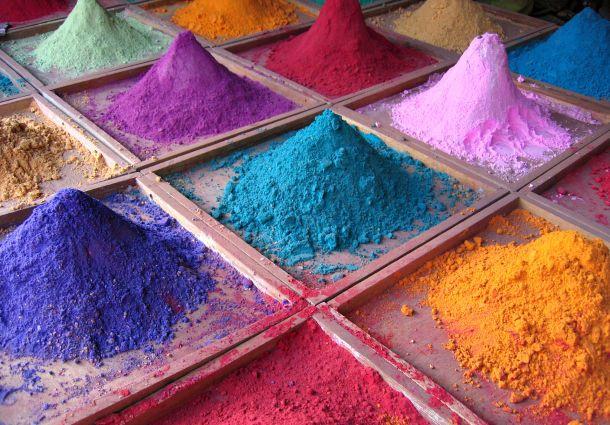 Farbenlehre: Farbe   Entstehung Und Wirkung