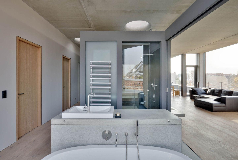 nat rlicher luxus auf gro em raum. Black Bedroom Furniture Sets. Home Design Ideas