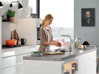 Küche: Energie Und Wasser Sparen