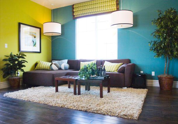 Farbkombination: Partnerschaften für ein schönes Ambiente ...