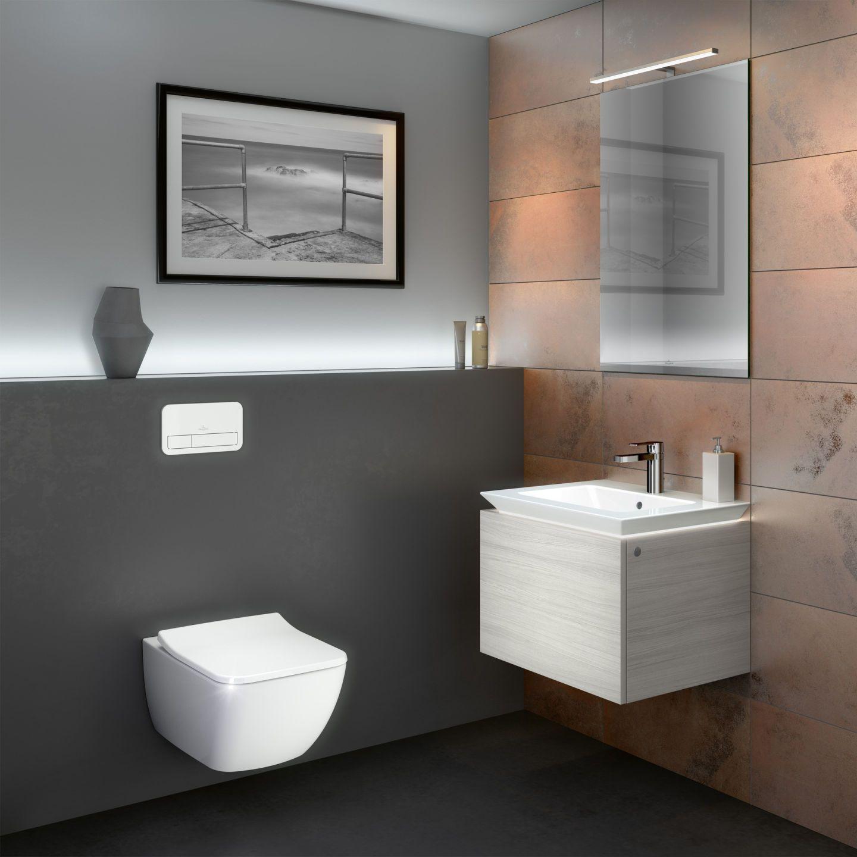 Ideen fürs Gäste-WC - bauemotion.de