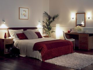 Elegant Beleuchtung Im Schlafzimmer: Deckenspot, Nachtlicht U0026 Co.