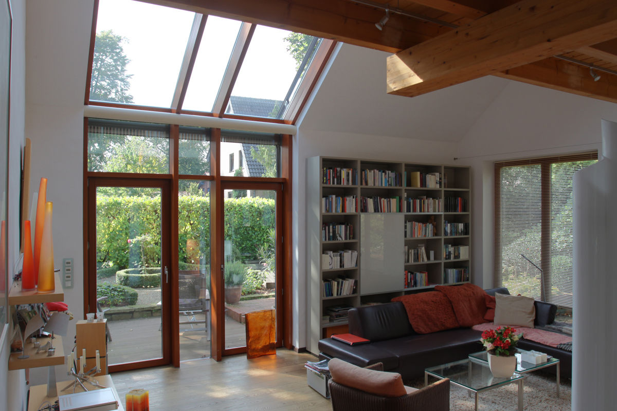 doppelhaush lfte f r doppelte freude. Black Bedroom Furniture Sets. Home Design Ideas
