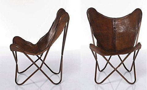 Einrichtungsideen f r k nstler vintage ledersessel for Vintage einrichtungsideen