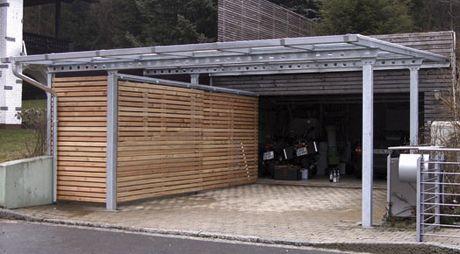 carport in modulbauweise. Black Bedroom Furniture Sets. Home Design Ideas