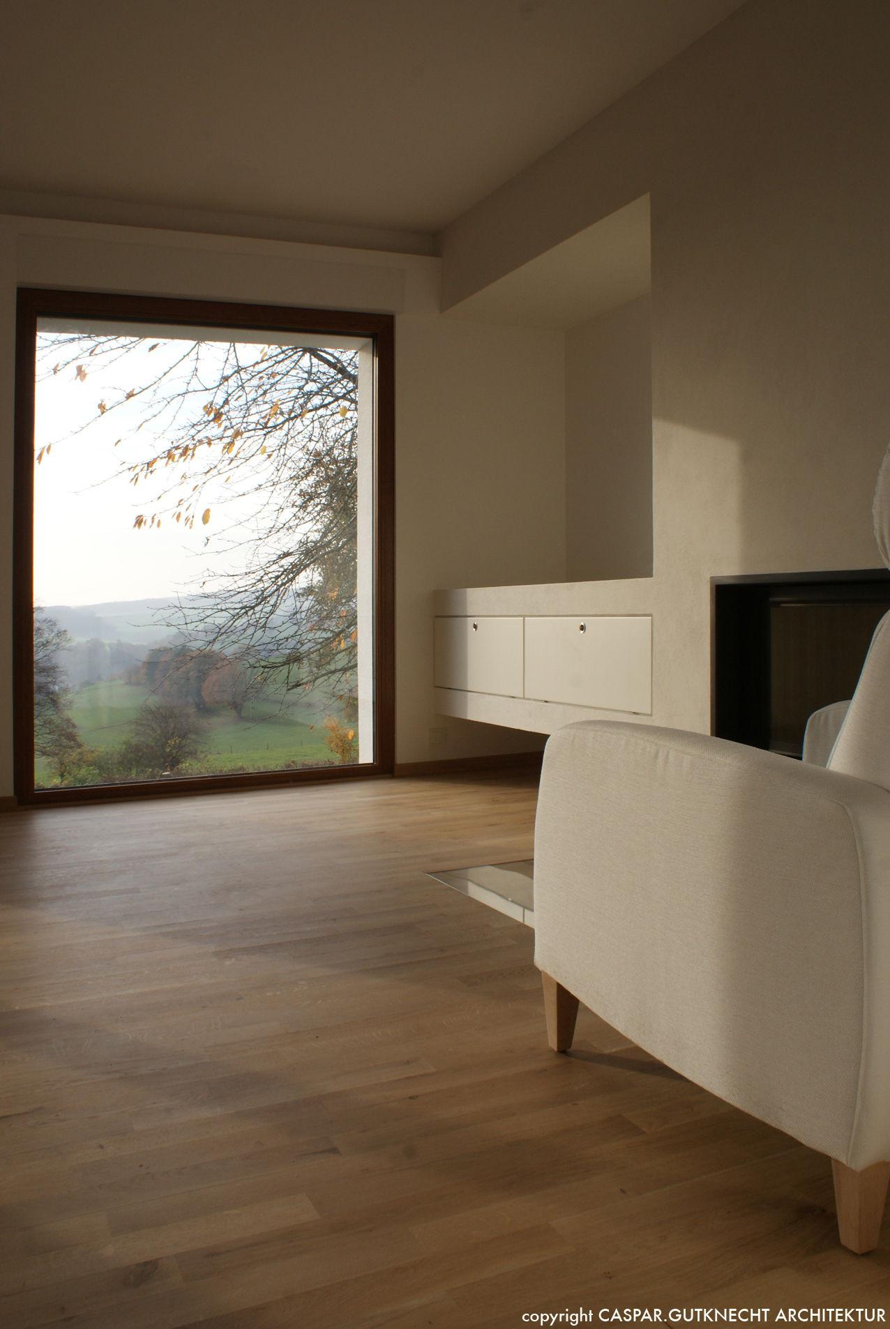 Modernes wohnhaus mit herrlichem weitblick for Modernes wohnhaus