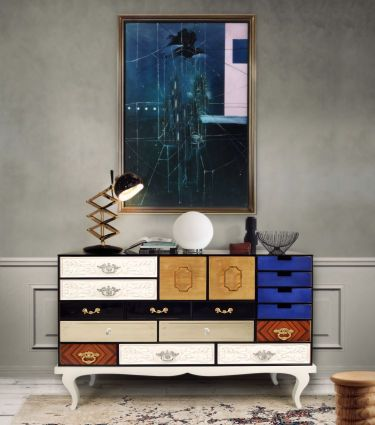 Die Mischung macht's: Antike und moderne Möbel kombinieren ...